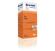 ib-u-ron 20 mg/ml suspensão oral